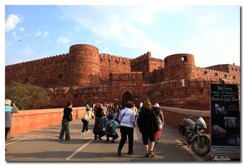 HİNDİSTAN-Agra-Bölüm:2