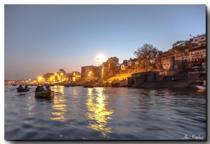 HİNDİSTAN – Varanasi – Bölüm1