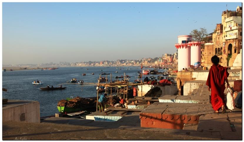 HİNDİSTAN-Varanasi-Bölüm 2