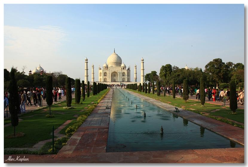 HİNDİSTAN-Agra Bölüm:1