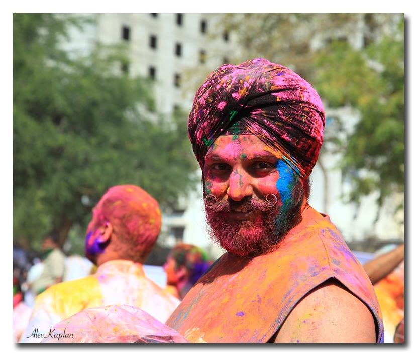 HİNDİSTAN – Jaipur Bölüm 2: HollyFestivali