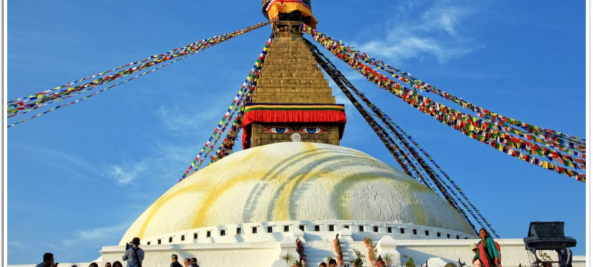 NEPAL-Katmandu-Bölüm 4