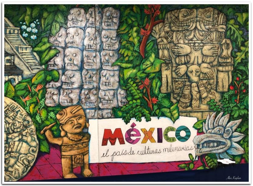 Meksika- 1. Bölüm *MexicoCity*