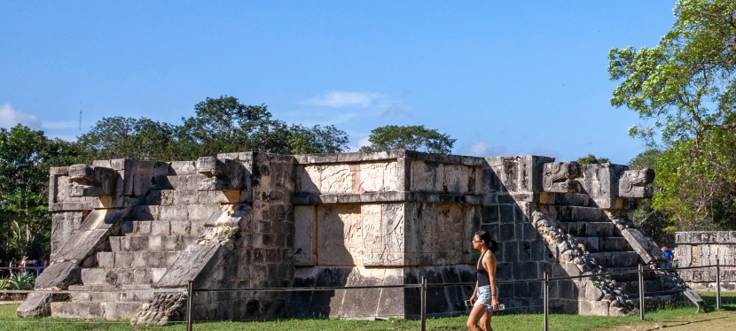 Meksika 6 *Cancun-Chichen Itza *