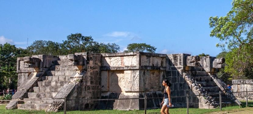 Meksika 6 *Cancun-Chichen Itza*