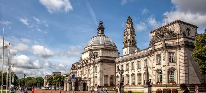 BİRLEŞİK KRALLIK ve İRLANDA-Galler-Cardiff
