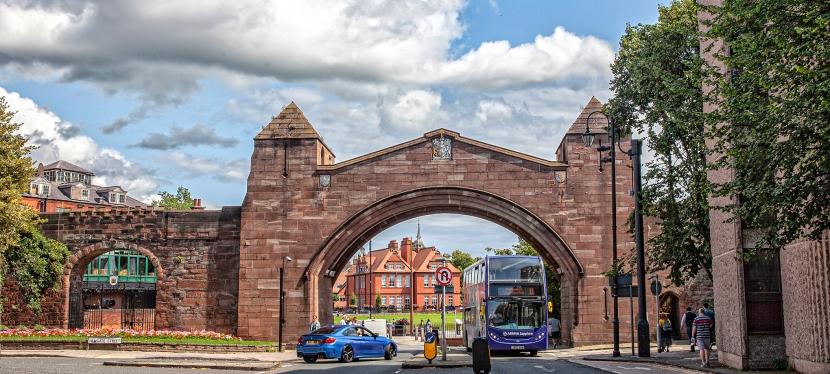 BİRLEŞİK KRALLIK ve İRLANDA-İngiltere-Chester