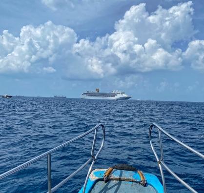Costa Victoria Hint Okyanusunda