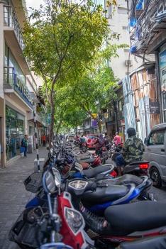Male sokakları