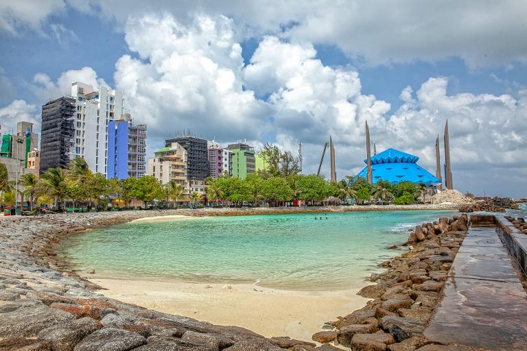 Male- Artificial Beach- Yapay plaj