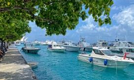 Maldivler- Male